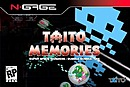 jaquette N Gage Taito Memories