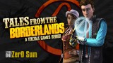 jaquette PlayStation 3 Tales From The Borderlands Episode 1 Zer0 Sum