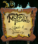 jaquette Wii Tales Of Monkey Island Chapter 2 The Siege Of Spinner Cay