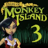 jaquette iOS Tales Of Monkey Island Chapter 3 Lair Of The Leviathan