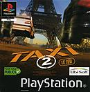 jaquette PlayStation 1 Taxi 2
