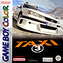 jaquette Gameboy Taxi 3