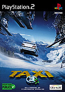 jaquette PlayStation 2 Taxi 3