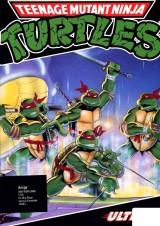 jaquette Amiga Teenage Mutant Ninja Turtles 1989