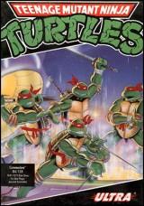 jaquette Commodore 64 Teenage Mutant Ninja Turtles 1989