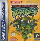 jaquette GBA Teenage Mutant Ninja Turtles 1989