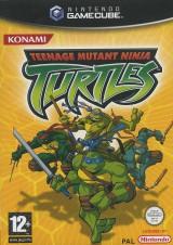 jaquette Gamecube Teenage Mutant Ninja Turtles 1989