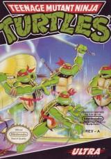 jaquette Nes Teenage Mutant Ninja Turtles 1989