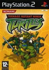 jaquette PlayStation 2 Teenage Mutant Ninja Turtles 1989
