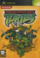 jaquette Xbox Teenage Mutant Ninja Turtles 1989