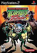 jaquette PlayStation 2 Teenage Mutant Ninja Turtles 3 Mutant Nightmare