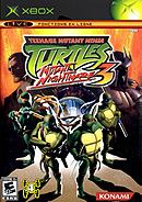 jaquette Xbox Teenage Mutant Ninja Turtles 3 Mutant Nightmare