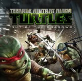 jaquette Xbox 360 Teenage Mutant Ninja Turtles Depuis Les Ombres
