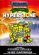 Teenage Mutant Ninja Turtles : The Hyperstone Heist