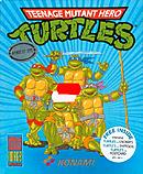 jaquette Atari ST Teenage Mutant Ninja Turtles