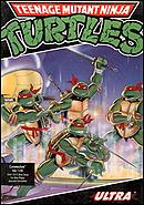 jaquette Commodore 64 Teenage Mutant Ninja Turtles