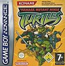 jaquette GBA Teenage Mutant Ninja Turtles