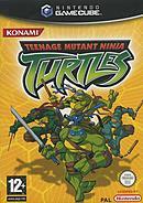 jaquette Gamecube Teenage Mutant Ninja Turtles
