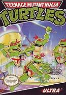 jaquette Nes Teenage Mutant Ninja Turtles