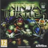 jaquette Nintendo 3DS Teenage Mutant Ninja Turtles