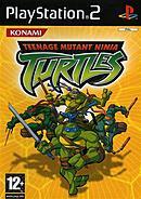 jaquette PlayStation 2 Teenage Mutant Ninja Turtles