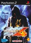 jaquette Gamecube Tekken 4