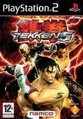 jaquette Xbox Tekken 5