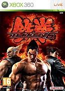 jaquette Xbox 360 Tekken 6