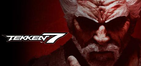 jaquette PC Tekken 7