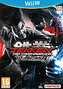 jaquette Wii U Tekken Tag Tournament 2