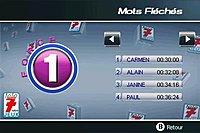 Tele 7 Jeux Mots Fleches Nintendo DS 63876881