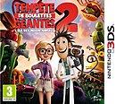 jaquette Nintendo 3DS Tempete De Boulettes Geantes 2 L Ile Des Miam Nimaux