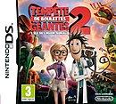 jaquette Nintendo DS Tempete De Boulettes Geantes 2 L Ile Des Miam Nimaux