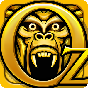 jaquette iOS Temple Run Oz The Great And Powerful