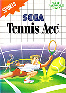 jaquette Master System Tennis Ace
