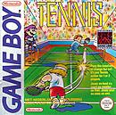 jaquette Gameboy Tennis