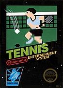jaquette Nes Tennis
