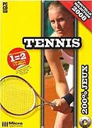 jaquette PC Tennis