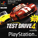 jaquette PlayStation 1 Test Drive 4