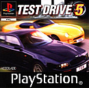 jaquette PlayStation 1 Test Drive 5