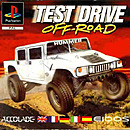 jaquette PlayStation 1 Test Drive Off Road