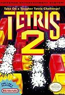 jaquette Nes Tetris 2