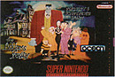 jaquette Super Nintendo The Addams Family Pugsley s Scavenger Hunt