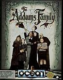 jaquette Amiga The Addams Family