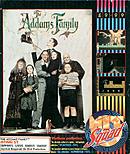 jaquette Atari ST The Addams Family