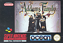 jaquette Super Nintendo The Addams Family