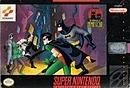 jaquette Super Nintendo The Adventures Of Batman Robin