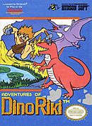 The Adventures Of Dino-Riki