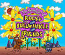 jaquette Gameboy The Adventures Of Rocky And Bullwinkle And Friends