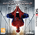 jaquette Nintendo 3DS The Amazing Spider Man 2